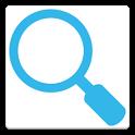 Search Button Override Logo